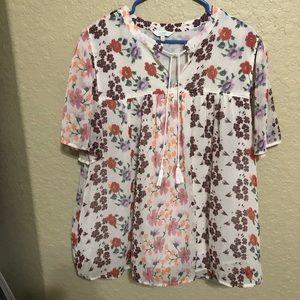 Lucky Brand women's blouse
